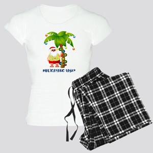 Maligayang Pasko Women's Light Pajamas