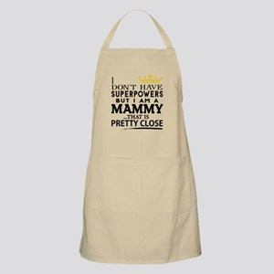SUPER MAMMY! Apron