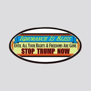Stop Trump Now Patch