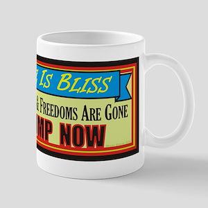 Stop Trump Now Mugs