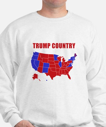 Trump Country Jumper