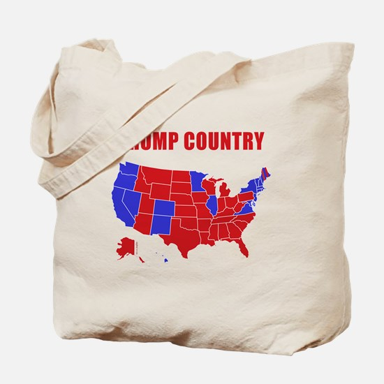 Trump Country Tote Bag