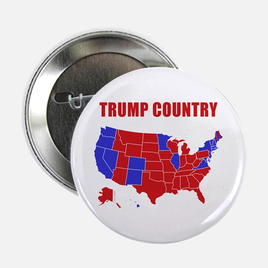 "Trump Country 2.25"" Button"