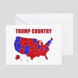 Trump Country Greeting Card