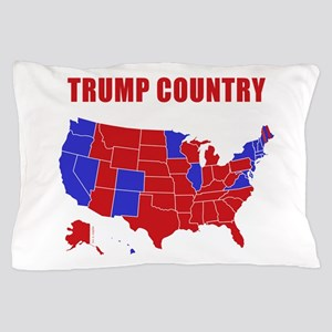 Trump Country Pillow Case