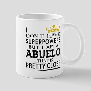 SUPER ABUELO! Mugs