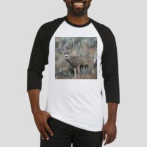 Utah mule deer buck Baseball Jersey