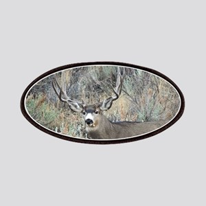 Utah mule deer buck Patch