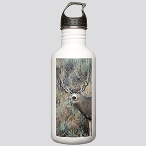 Utah mule deer buck Stainless Water Bottle 1.0L