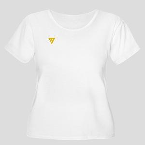 Mitch D Logo Larage Plus Size T-Shirt