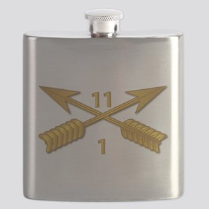 1st Bn 11th SFG Branch wo Txt Flask
