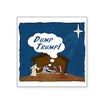 Star Of Bethlehem Dump Trump Sticker