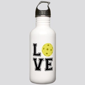 Love Pickleball Stainless Water Bottle 1.0L
