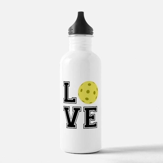 Love Pickleball Water Bottle
