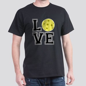 Love Pickleball Dark T-Shirt