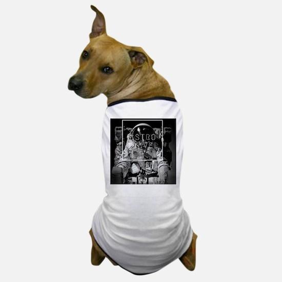 Astro Travel 2 Dog T-Shirt