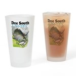 Top Water Trout Drinking Glass
