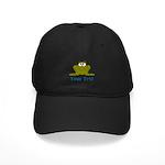 Personalizable Blue Frog Baseball Hat