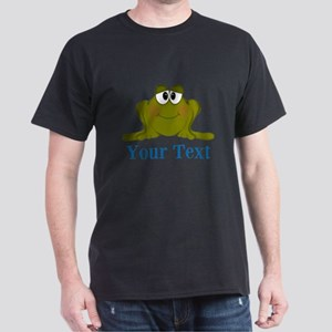 Personalizable Blue Frog T-Shirt