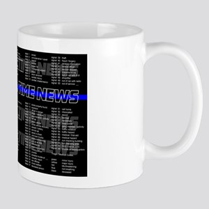 Topeka Real Time News Mugs