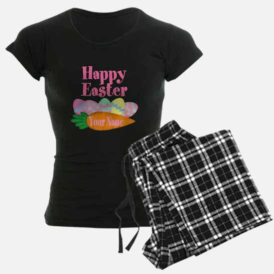 Happy Easter Carrot and Eggs Pajamas