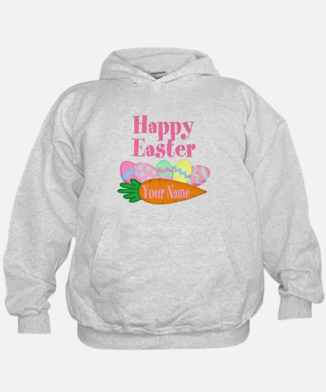 Happy Easter Carrot and Eggs Sweatshirt