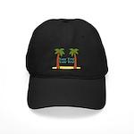 Personalizable Palm Trees Baseball Hat