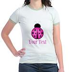 Purple Ladybug T-Shirt