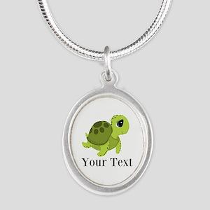 Personalizable Sea Turtle Necklaces