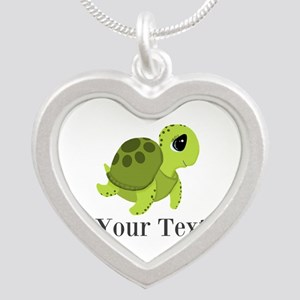Personalizable Sea Turtle Necklaces