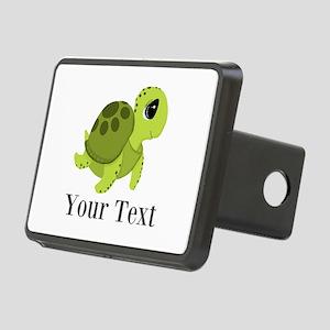 Personalizable Sea Turtle Hitch Cover