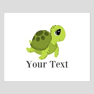 Personalizable Sea Turtle Posters