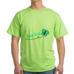 Personalizable Teal and Black Butterfly T-Shirt