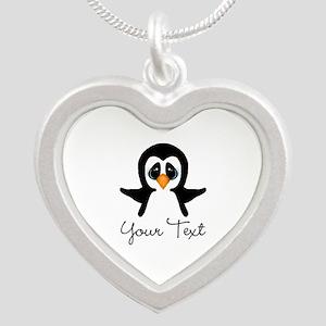 Personalizable Penguin Necklaces