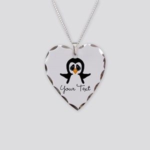 Personalizable Penguin Necklace