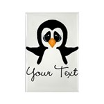 Personalizable Penguin Magnets