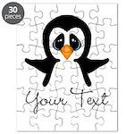 Personalizable Penguin Puzzle