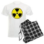 Danger Radioactive Men's Light Pajamas