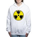 Danger Radioactive Women's Hooded Sweatshirt