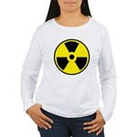 Danger Radioactive Women's Long Sleeve T-Shirt