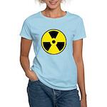 Danger Radioactive Women's Light T-Shirt