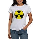 Danger Radioactive Women's T-Shirt