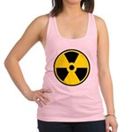 Danger Radioactive Racerback Tank Top