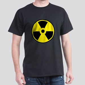 Danger Radioactive Dark T-Shirt