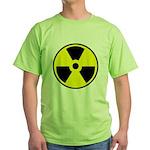 Danger Radioactive Green T-Shirt
