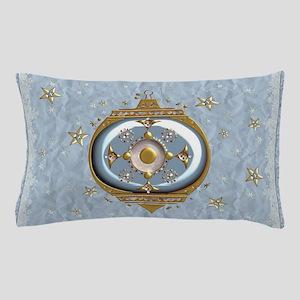 Harvest Moons Mod Ornament Pillow Case