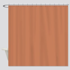Copper Wire Shower Curtain
