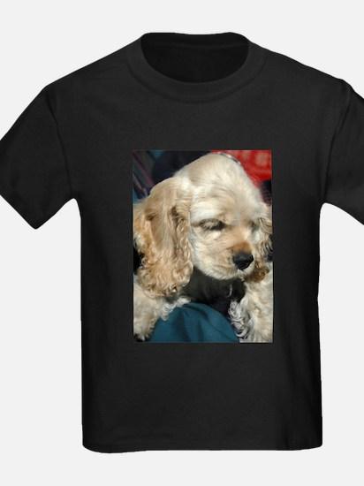 Cocker Ash Grey T-Shirt