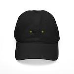 Personalizable Green Shamrock Baseball Hat