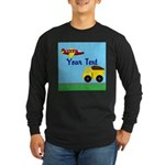 Trucks and Planes Long Sleeve T-Shirt